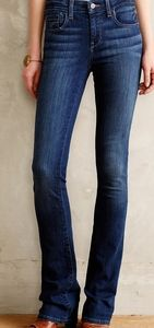 Pilcro and The Letterpress Fit Stet Boot Cut Jeans